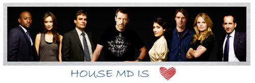 House is ♥ Banner