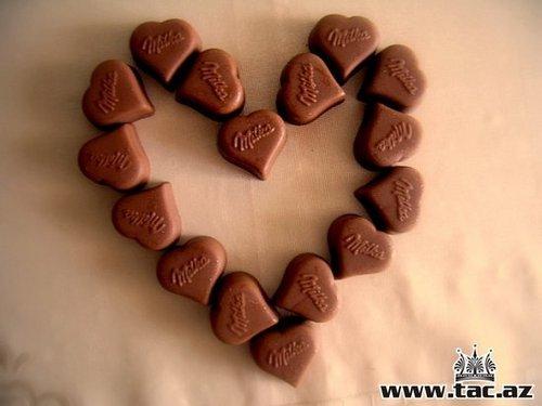 I <3 Шоколад