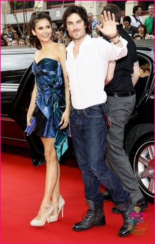 Ian and Nina at mmva