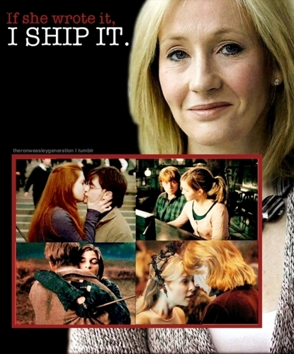 If Jo wrote it...I Ship It!