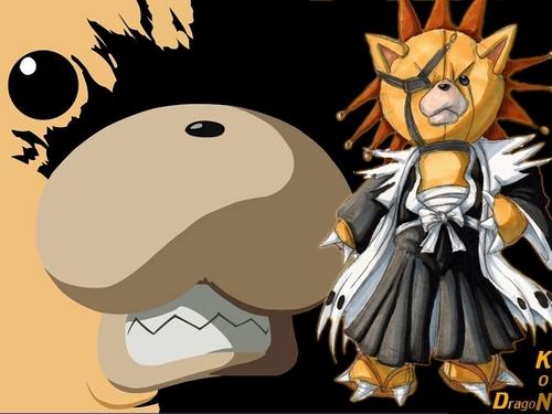If Kon was Kenpachi..