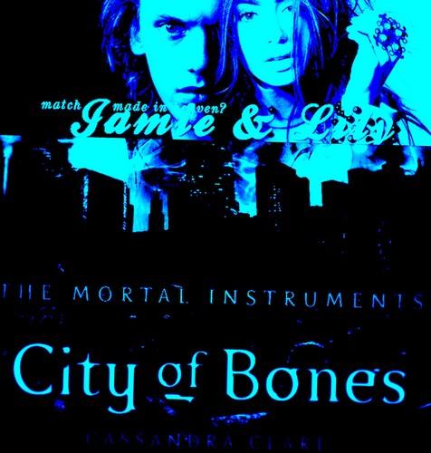Imaginary - city of Bones (theme song)