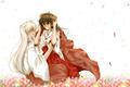 Инуяся и Кагомэ