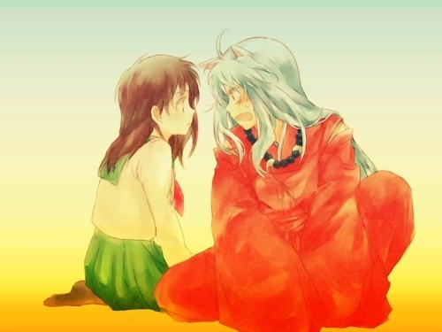 Inuyasha and Kagome Doing It http://www.fanpop.com/clubs/inuyasha/images/23062627/title/inuyasha-kagome-fanart