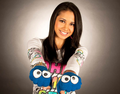 Jasmine V- Cookie Monster - jasmine-villegas photo