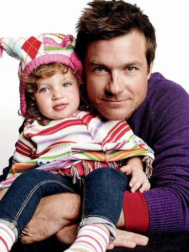 Jason Bateman wallpaper probably containing a neonate called Jason Bateman