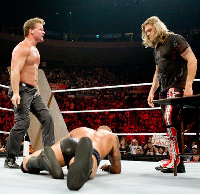 Jericho, Edge & Orton