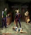 Joker-Harley-Fanart - the-joker-and-harley-quinn fan art