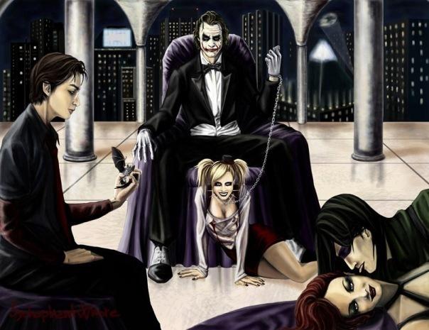 Joker-Harley-Fanart