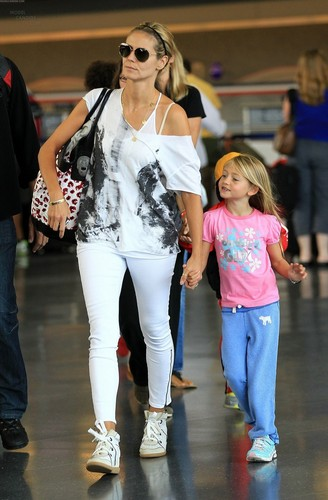 June 14: At LAX airport