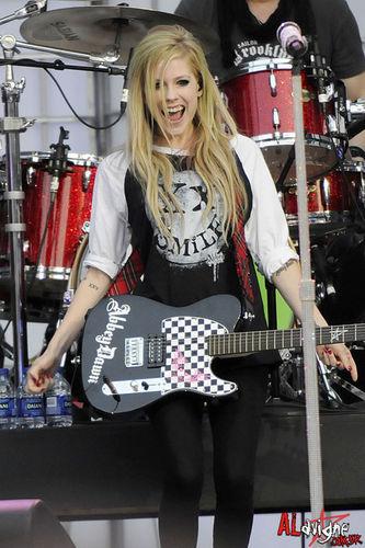 June 17 2011 - MMVA Rehearsals, Toronto