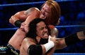 Justin and Heath vs Usos - wwes-the-nexus photo