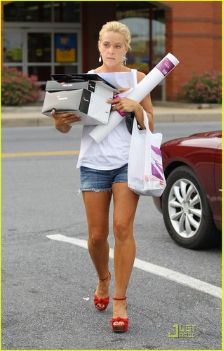 Kate Gosselin: Who Wears Short Shorts?