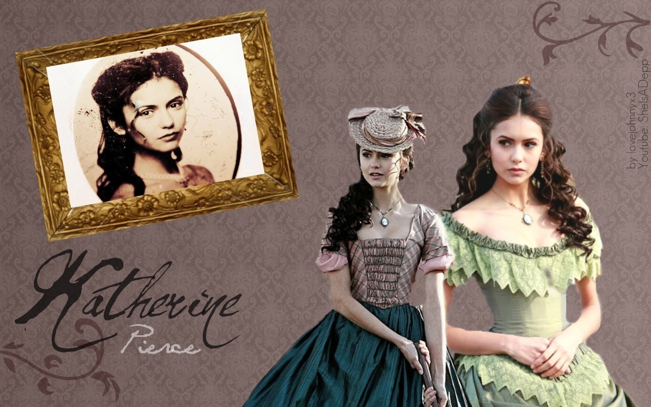 Katherine Pierce. ♥