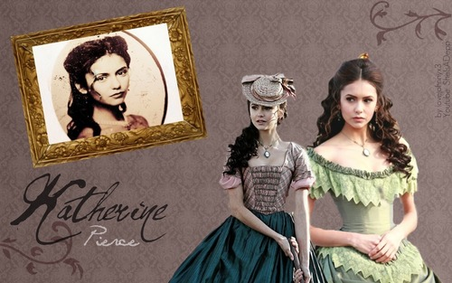 Katherine Pierce. ♥