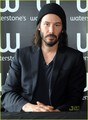 Keanu Reeves: 'Ode to Happiness' Book Signing! - keanu-reeves photo
