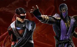 Kenshi and Rain - mortal-kombat Photo