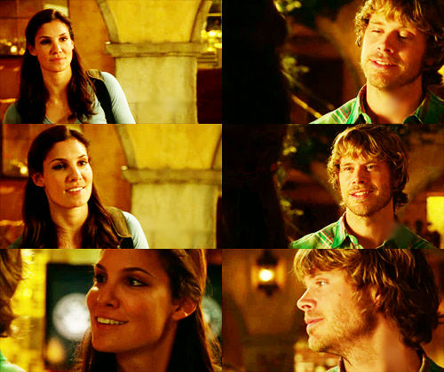 NCIS: Los Angeles wallpaper called Kensi & Deeks