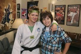 Jason and Leo (Rudy and Jack)