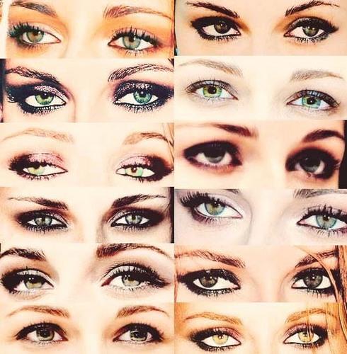 Kristen eyes