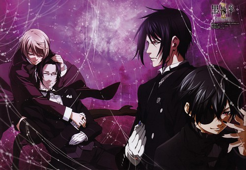 Black Butler (Тёмный дворецкий) II