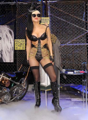 Lady Gaga linda