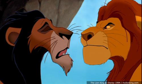 Lion King ~~ Scar