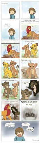 Lion King?