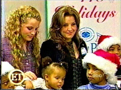 Lisa,Riley and some children