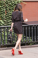 Liv Tyler leaves her downtown home.  - liv-tyler photo