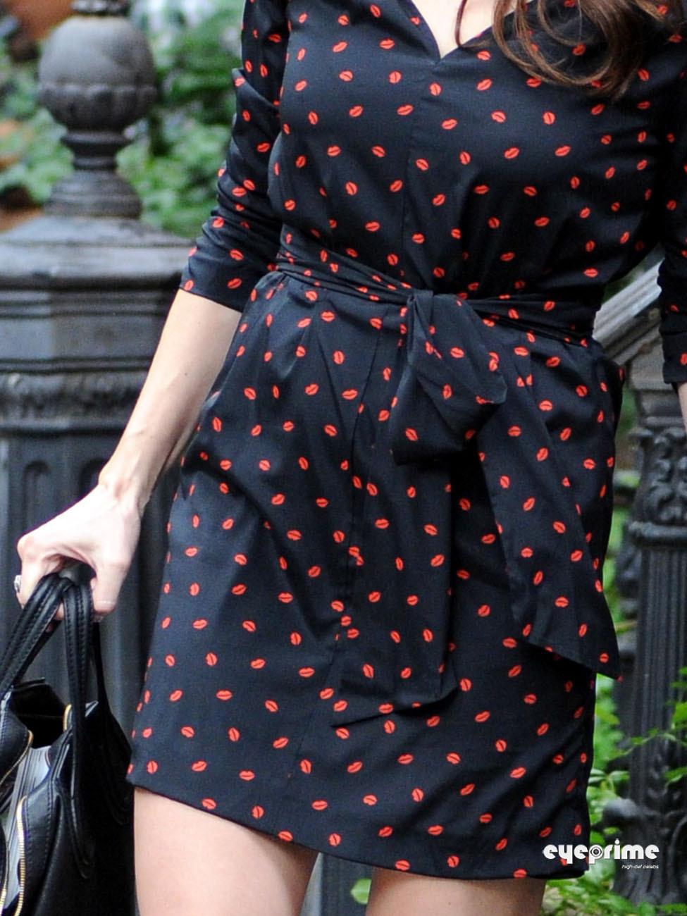 Liv Tyler looks stunning as she leaves her utama in NY, Jun 21