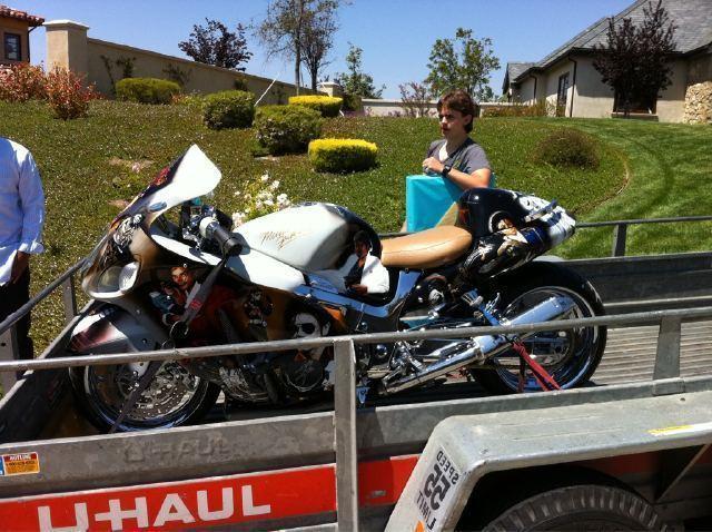 MJ Motorbike (paris publicado on twitter)
