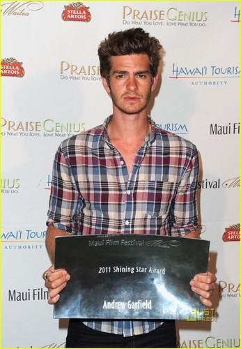 Maui Film Fest Awardees!
