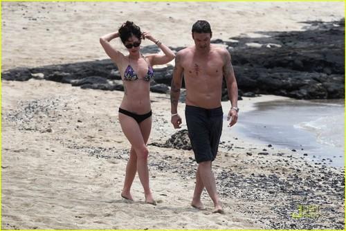 Megan Fox & Brian Austin Green: Kona Couple