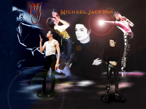 Michael Jackson wallpaper (niks95) <3