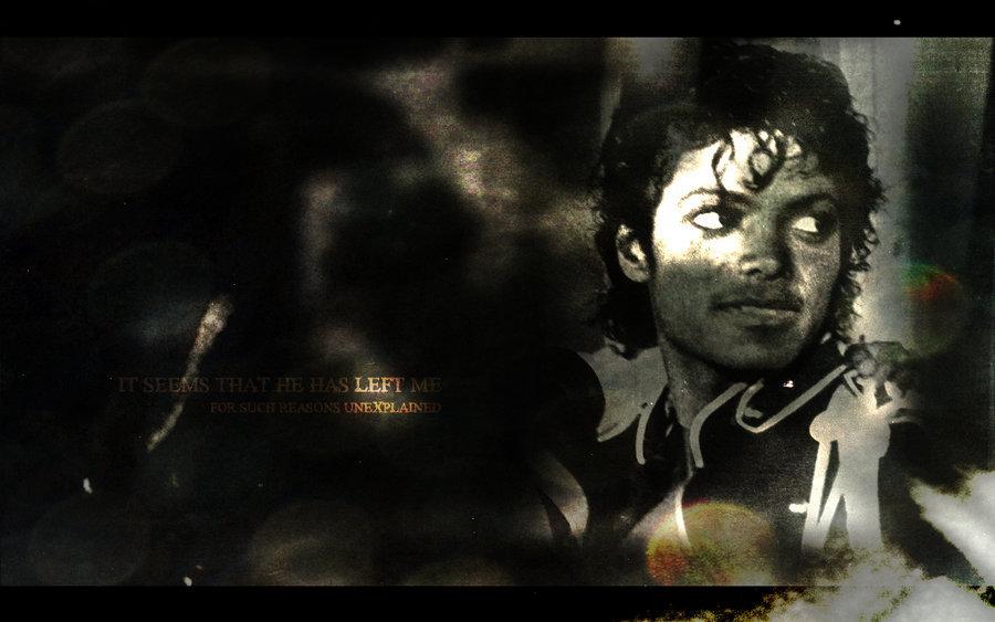 Michael Jackson karatasi la kupamba ukuta (niks95) <3