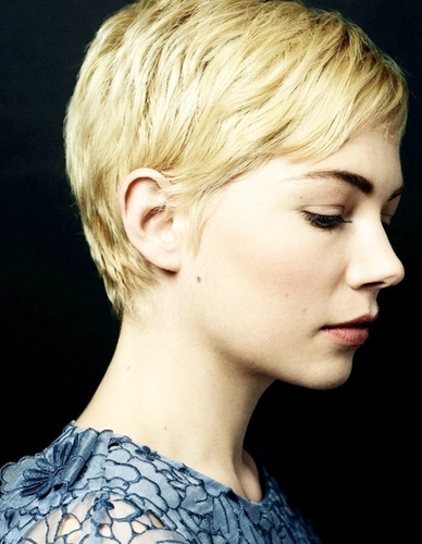 """Michelle Williams - """"Time"""" by Peter Hapak (new photo)"""
