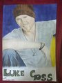 My Luke Goss Drawing - luke-goss fan art