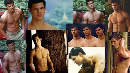 Naked Taylor :)