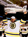 Nathan Horton and the Stanley Cup - 2011