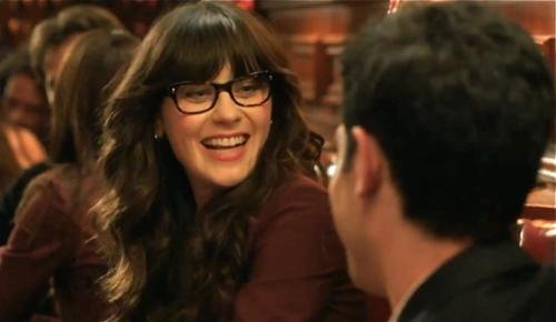 New Girl fond d'écran titled New Girl