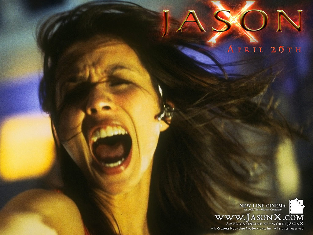 New Line-Jason X