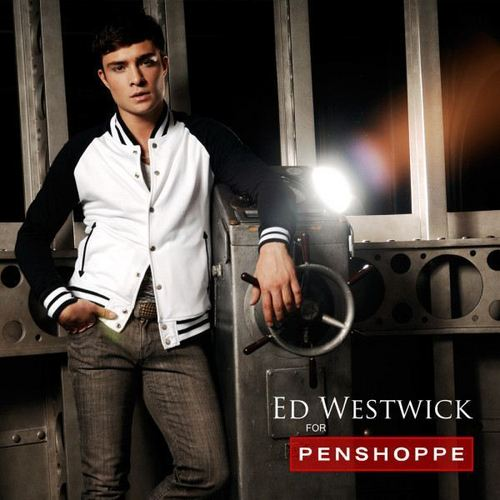 New photo of Ed for Penshoppe