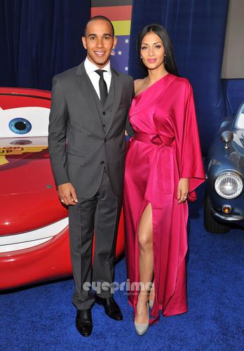 Nicole Scherzinger: Cars 2 Premiere in Hollywood, Jun 18