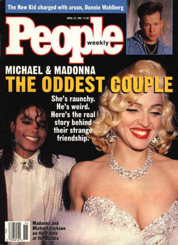 Odd Couple??