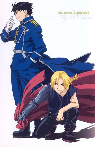 Flame and Fullmetal