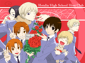 Ouran/Hetalia Crossover. C8 - ladyspaz%E2%99%A5 fan art