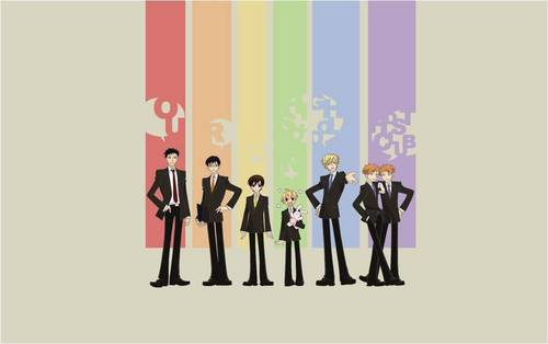 Ouran High Pics ^_^