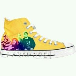 Paramore Shoe