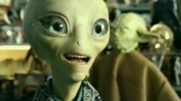 Paul Das Alien Stream